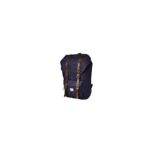 Herschel Supply Co - New Herschel Supply Co Select Collection Little America Backpack Brown Size One Size