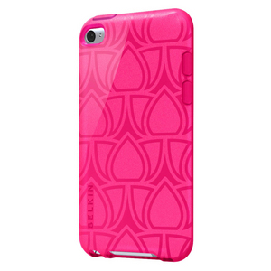 Belkin iPod Touch 4G Grip Vue Lotus Case