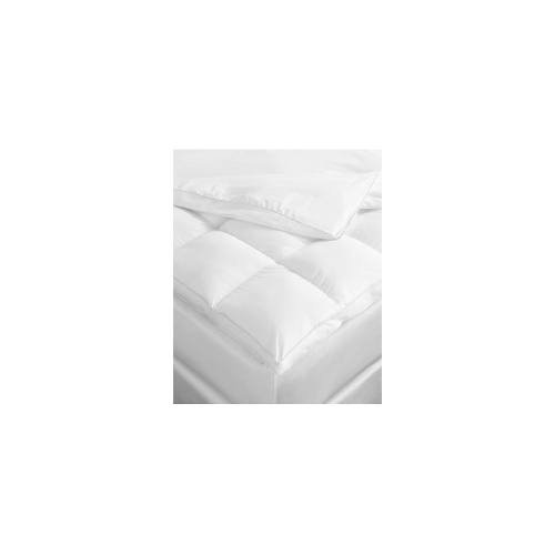 Charter Club Bedding, Super Support Full Fiberbed Bedding