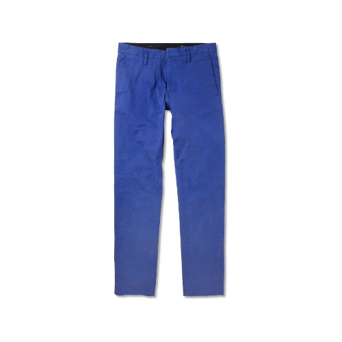 Marc by Marc Jacobs Slim-Fit Washed-Cotton Trousers