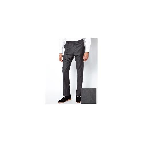 ASOS Slim Fit Suit Trousers In 100% Wool