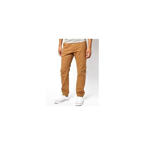 Bellfield Tapered Chino With Cuff