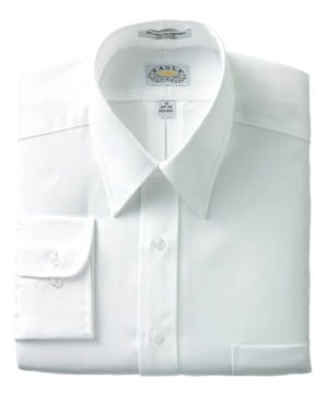 Eagle Dress Shirt, No-Iron Pinpoint