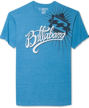 Billabong Shirt, Token Crew Short Sleeve T Shirt