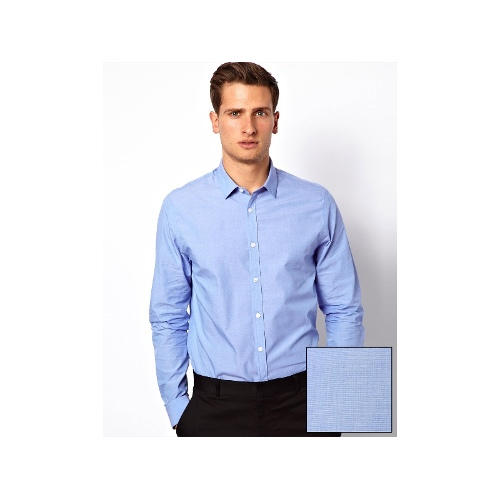 Smart Shirt With Texture