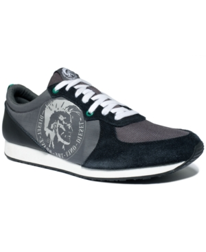 Diesel Shoes, Great Era A-Head Sneakers Men's Shoes