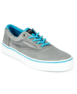 Sperry Top-Sider Shoes, Striper Laceless Canvas Neon Shoes Men's Shoes