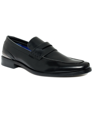 Bar III Shoes, Chelsea Moc Toe Penny Loafers Men's Shoes