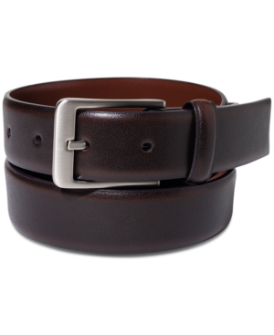 Perry Ellis Big & Tall Belt, Leather