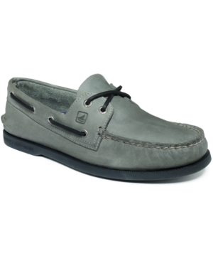 Sperry Top-Sider Shoes, Men's A/O 2-Eye Boat Shoes Men's Shoes