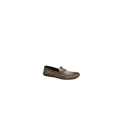 Dolce & Gabbana Suede Loafers - Brown