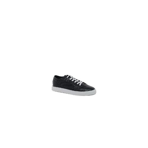 Religion Paper Low Trainers - Black