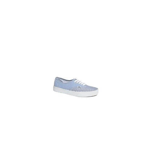 Vans Authentic Stripe Plimsolls - Blue