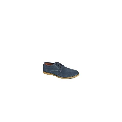 Frank Wright Chase Suede Derby Shoes - Blue