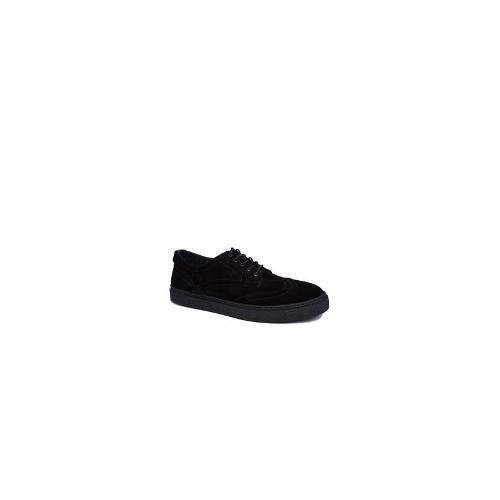 Fred Perry Laurel Wreath Davies Brogues - Black