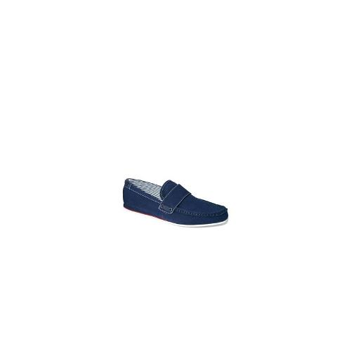 Frank Wright Canvas Loafer