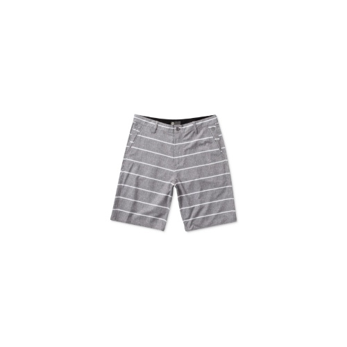 Element Shorts, Portland Flat Front Stripe Shorts