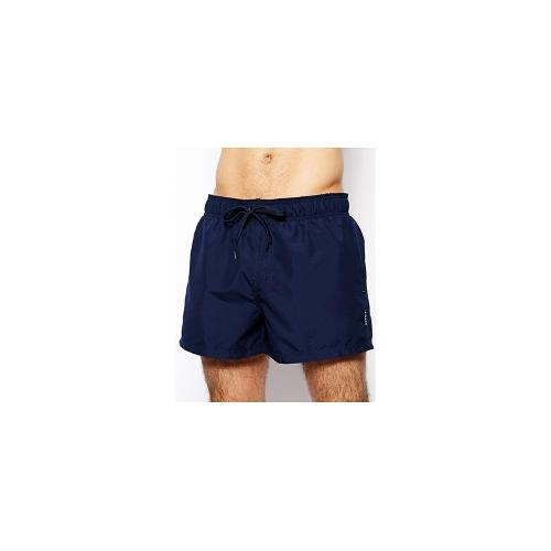 Esprit Swim Shorts Navy Seal Beach - Navy