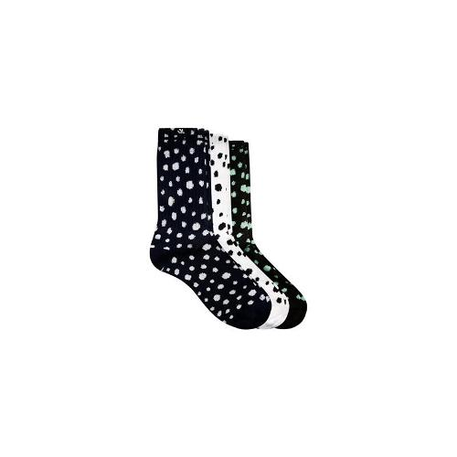 The Quiet Life 3 Pack Socks Dotted - Multi