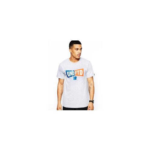 Undefeated Bow T-Shirt - Grey