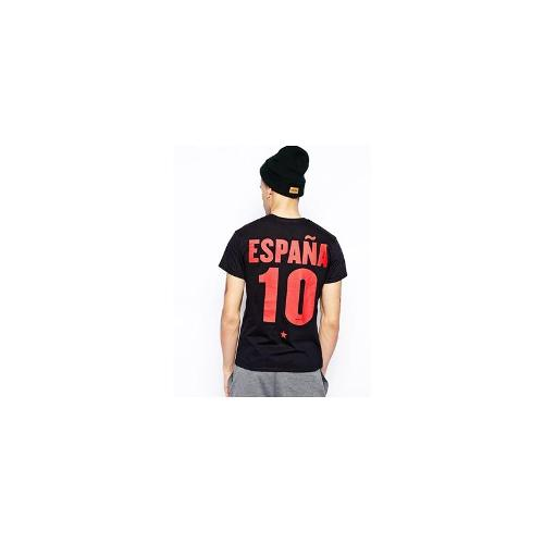 Born Idol Spain 10 T-Shirt - Black