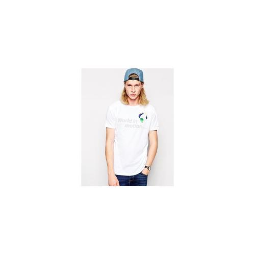 Worn By World In Motion T-Shirt - White