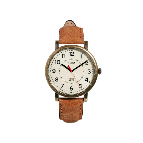 Watch Originals Classic Round Leather Strap T2P220