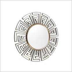 CAFE Lighting - Laurito Wall Mirror - Mirrors