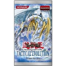Yu-Gi-Oh Tactical Evolution Booster
