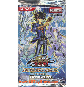 Yu-Gi-Oh Duelist Booster Generic