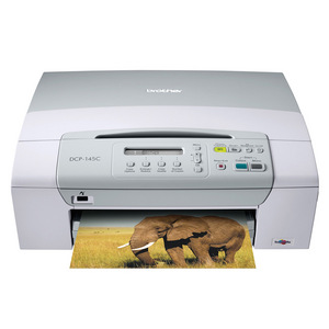 Brother DCP-145C Compact Colour Inkjet All-In-One Printer