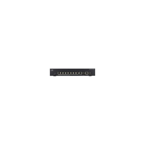 Cisco Srw208pk9na Sf 302-08p 8-port 10/100 Poe Srw208p-k9-na