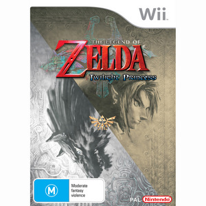 Nintendo Wii Zelda Twilight Princess