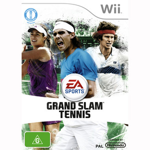 Nintendo Wii Grand Slam Tennis
