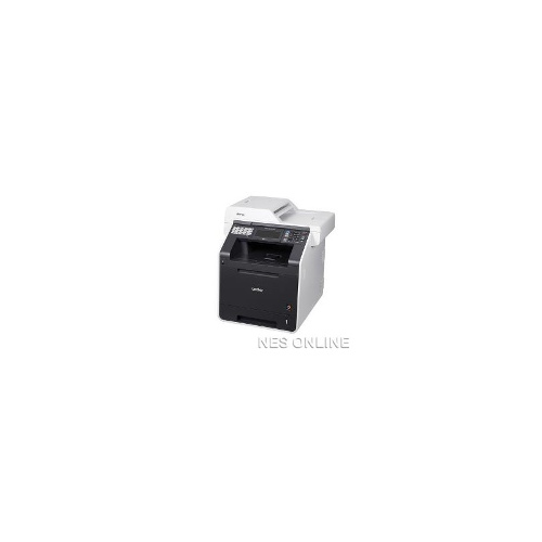 Brother Mfc-9840cdw Aio Color Laser Wireless Printer