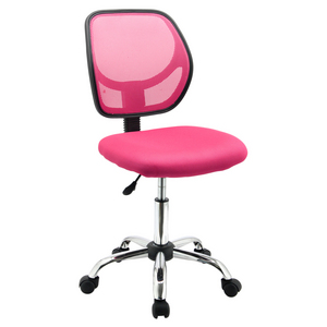 Student Mesh Chair - Pink