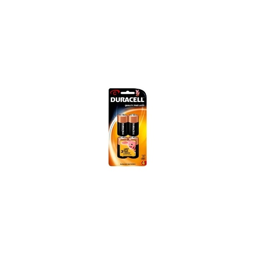 Duracell C Batteries Pk/4