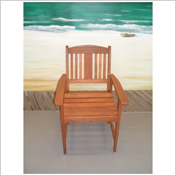 Tredor - Clyde Armchair - Outdoor Chairs