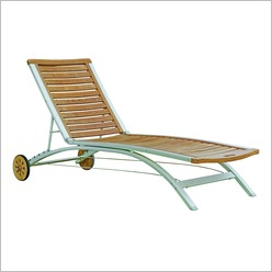 Leblon Outdoor Design - Mandalay Sun Lounger - Outdoor Sun Lounges