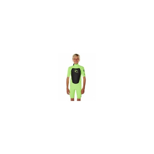 Rip Curl Kids Wetsuits - Rip Curl Kids Dawn Patrol Ss Spring Suit Wetsuit Size 10