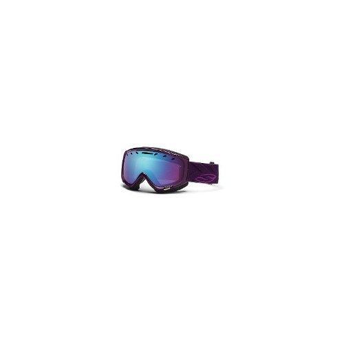 Smith Optics Phase Snowsport Goggles (For Women) - DUSK CROSSING/BLUE SENSOR ( )