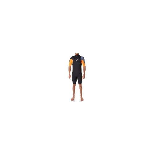 Rip Curl - Rip Curl E-bomb Pro 2mm Zip Free Ss Spring Suit Wetsuit Size Small