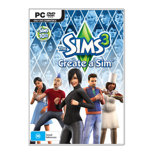PC The Sims 3: Create A Sim
