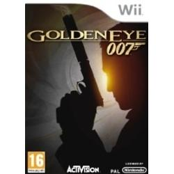 GoldenEye 007 James Bond (WII)