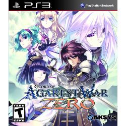 Record of Agarest War Zero - Standard Edition (PS3)