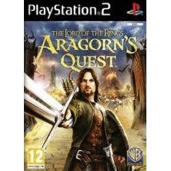 Lord of the Rings (LOTR) Aragorn's Quest (PS2)