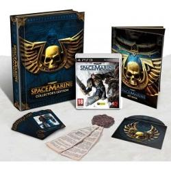 Warhammer 40K Space Marine COLLECTORS EDITION (PS3)