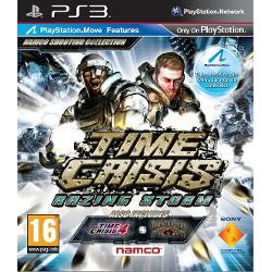 Time Crisis Razing (Raising) Storm (PS3)