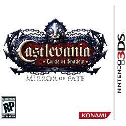 Castlevania Lords of Shadow Mirror Fate (3DS)