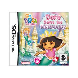 Dora the Explorer: Dora Saves the Mermaids (DS)